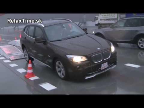BMW X1 X DRIVE TEST