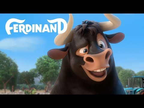Ferdinand | Look For It On Blu-ray, DVD & Digital | Fox Family Entertainment
