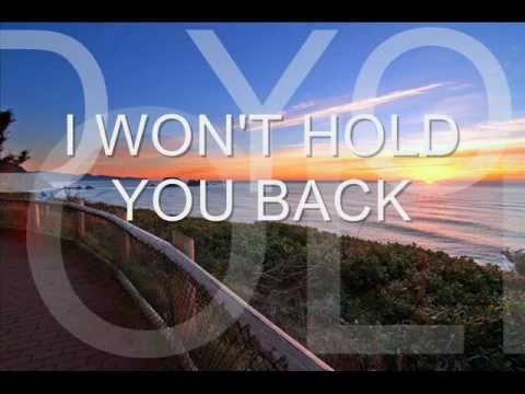 i wont hold you back by Toto with lyrics