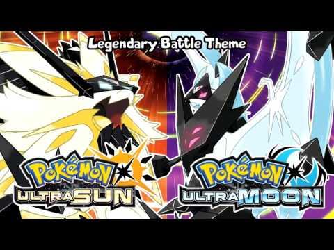 Pokémon Ultra Sun & Ultra Moon - Legendary Battle Theme (Unofficial)