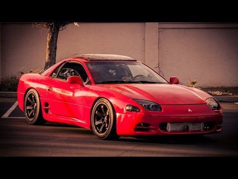 Ultimate Mitsubishi GTO/3000GT/Stealth Sound Compilation