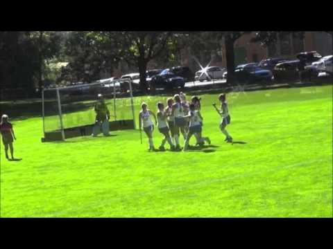 FH: Goucher at Moravian Highlights - 9/27/14