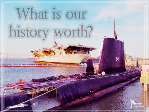 What is our history worth? USS Clamagore SS-343