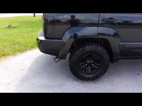 2008 jeep liberty lifted updates