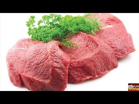 Các lợi ích khi ăn thịt bò