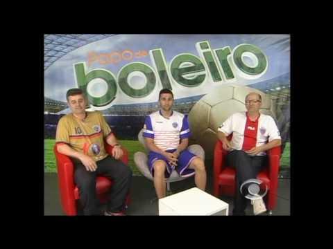 Vídeo Papo de Boleiro - 20 10 2016