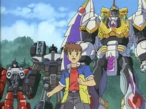 robots in disguise - Episode 36: Mistaken Identity.
