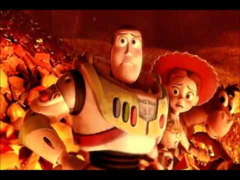 Toy Story 3 Incinerator Scene