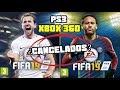 Fifa 19 Las Versiones De Ps3 Y Xbox 360 Ser n Cancelada