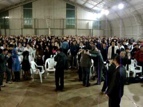 Pentecoste em Brusque-SC