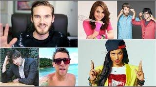 Video Sepuluh (10) Youtuber dengan Penghasilan Tertinggi di Dunia MP3, 3GP, MP4, WEBM, AVI, FLV November 2018