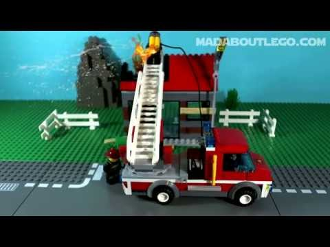LEGO CITY FIRE