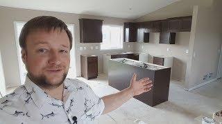 """Друзья! Ну наконец-то появилась кухня. Красивая ))Обзор внутри.Помимо кухни обновлена система вентиляции и отопления.А еще разравняли площадку под заливку подьезда к гаражам.Короче говоря, работы много сделаноВсем добра!Канал с моими прямыми включениями - https://www.youtube.com/channel/UCW53Xmzp9i5PR_7g_QHYTZwНаша почта - amnusachannel@gmail.com - По вопросам размещения рекламы отправляйте письмо с пометкой """"реклама""""===============================================Мы в ВК - https://vk.com/amnusaМы в Фейсбук - https://www.facebook.com/amnusa.channel.5==================================================Поблагодарить канал можно тут - https://www.paypal.me/amnusaPayPal кошелек - amnusachannel@gmail.com"""