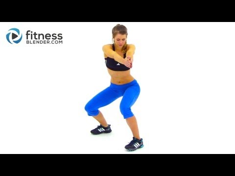 Fitness Blender Standing Ab Workout – Toning Standing Abs Exercises