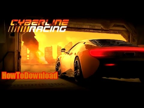 How To Download & Install Cyberline Racing Game In Pc
