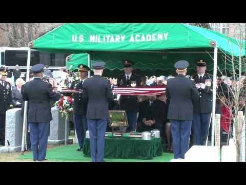 Schwarzkopf - Gen. H. Norman Schwarzkopf, Jr, was laid to rest at the West Point Cemetery at West Point, NY, on Feb. 28, 2013.