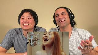 Video Reaction -  Daryl Ong & Morissette Amon - You Are The Reason MP3, 3GP, MP4, WEBM, AVI, FLV Juli 2018