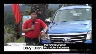 Ford Indonesia - Ford Everest Test Ride @ Bali 2009