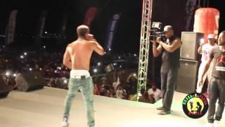 Dexta Daps - Shaba Madda Pot Performance in Barbados