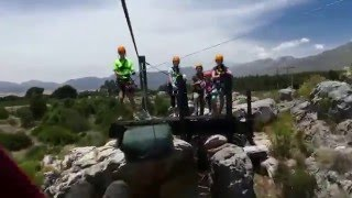 Ceres South Africa  City pictures : Ceres Zip-line in Western Cape South Africa