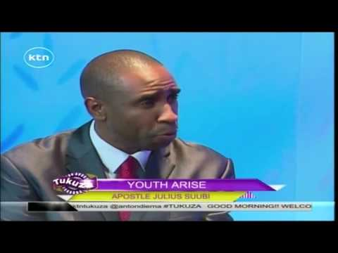 Youth Arise Preaching with Apostle Juliua Suubi 28th August 2016