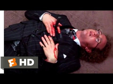 Carlito's Way (1993) - Getting Whacked Scene (7/10) | Movieclips