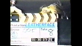 Leatherface: Texas Chainsaw Massacre 3 Dailies - behind the scenes footage