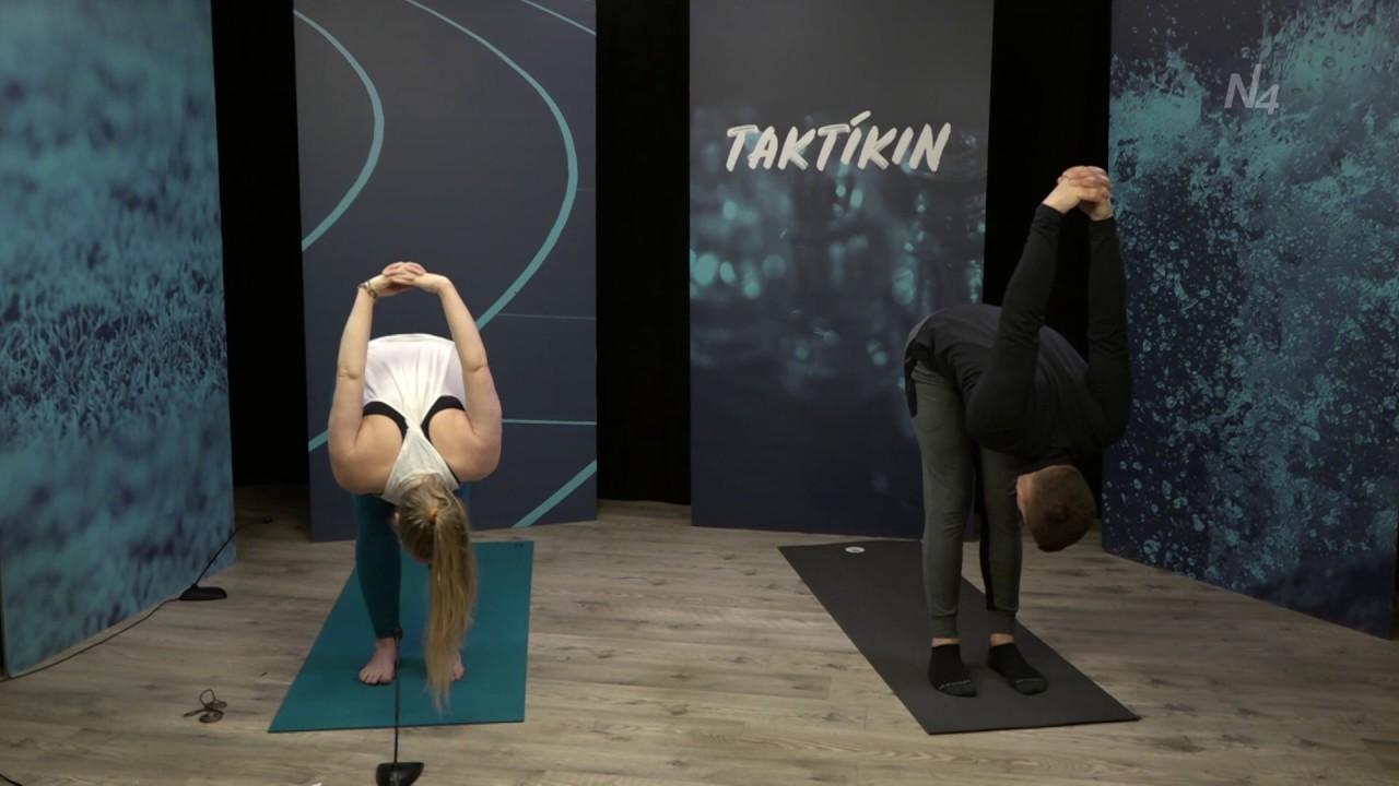 Yoga tími - Arnbjörg KristínThumbnail not found