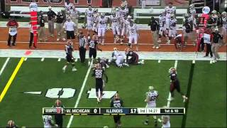 Alex Carder vs Illinois (2012)