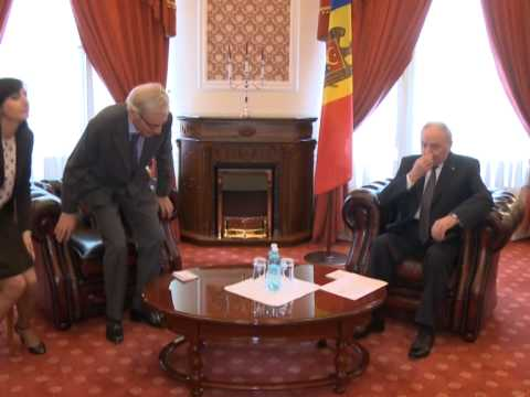 French ambassador ends diplomatic mission in Moldova