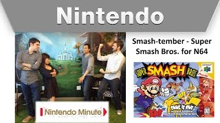 Scar was on Nintendo's smash-tember video!