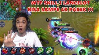 Video Skill 1 Lancelot Bisa Sampe 4x Pakek ? - Lancelot Build Review - Mobile Legends MP3, 3GP, MP4, WEBM, AVI, FLV Oktober 2017