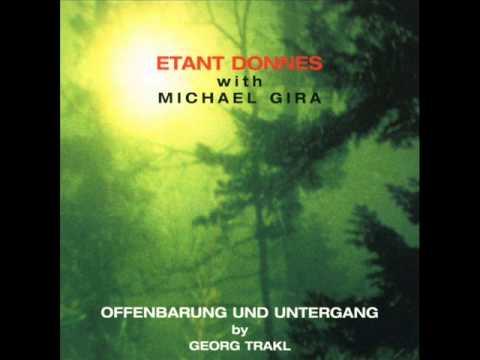 Étant donnés with Michael Gira -  Untitled 2