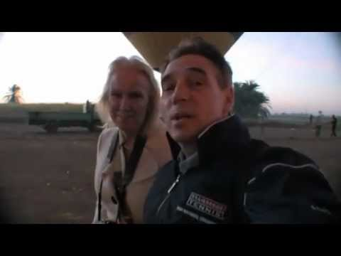 Balade en mongolfière du haut de Luxor