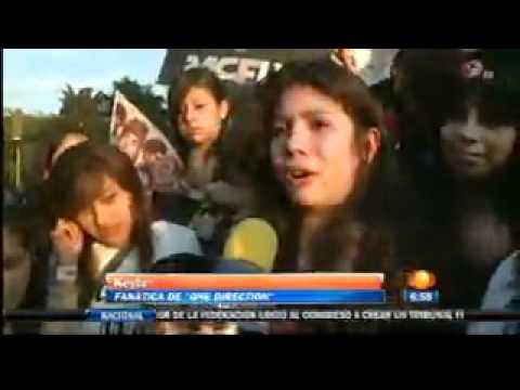 Fans de One Direction piden una fecha más    Televisa Espectáculos (México)