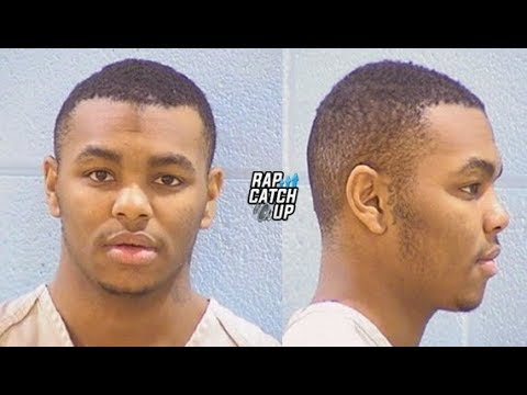 600's D.Rose Freestyles via Phone from Prison (видео)