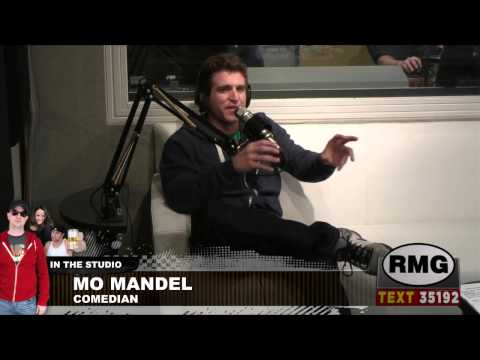 Comedian Mo Mandel - Full interview