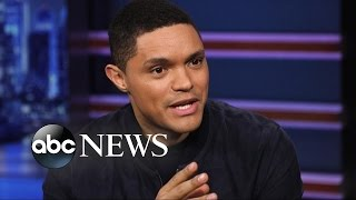Video Trevor Noah: Trump Is Racist MP3, 3GP, MP4, WEBM, AVI, FLV Juli 2018