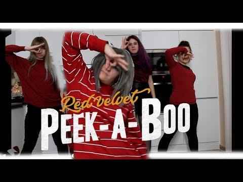 Video RED VELVET - PEEK A BOO MV Parody download in MP3, 3GP, MP4, WEBM, AVI, FLV January 2017