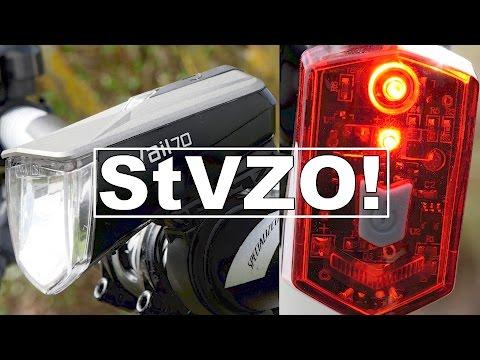 LED Fahrradbeleuchtung MIT STVZO ZULASSUNG! Büchel