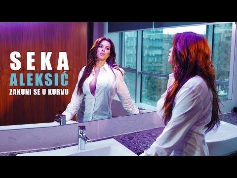 Zakuni se u kurvu - Seka Aleksić - nova pesma, tekst pesme i tv spot