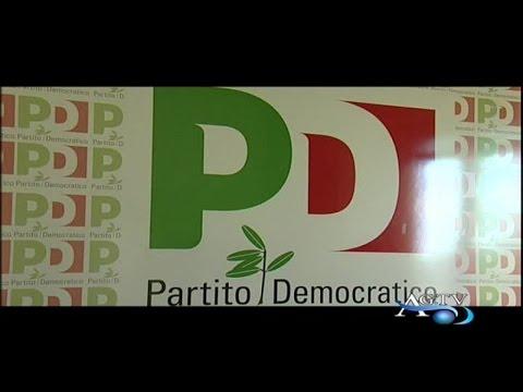 """Il PD rompe il silenzio e rinnova la stima  ad Alessi che però annuncia: """"sto riflettendo""""."""