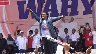 Suket Teki - Didi Kempot LIVE Stadion Kolopaking Banjarnegara Kampanye AKBAR CABUP Banjarnegara Video