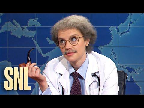 Weekend Update: Dr. Wenowdis on Trump's Televised Health Exam