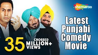 Video New Punjabi Movies | Jaswinder Bhalla, Binnu Dhillon, B N Sharma | Latest Punjabi Comedy Movie MP3, 3GP, MP4, WEBM, AVI, FLV September 2018