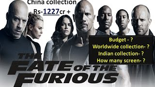 Nonton The Fate Of The Furious Movie Full Box Office Collection In Hindi   Indian Collection 2017 Film Subtitle Indonesia Streaming Movie Download