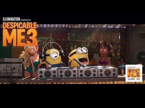 Despicable Me 3 (TV Spot 'Villains')
