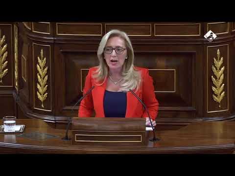 Dueñas defiende la posición del Grupo Parlamentario Popular en la aprobación del Pacto contra la Violencia De Género