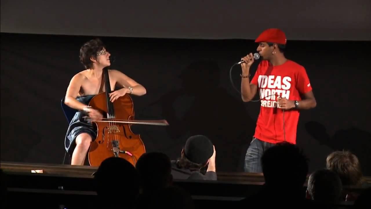 Shamik and Cris Derksen Musical Performance
