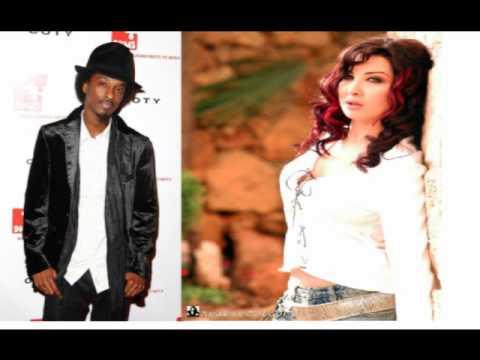 Nancy Ajram feat. K'naan - Waving flag HQ [ Arabic version